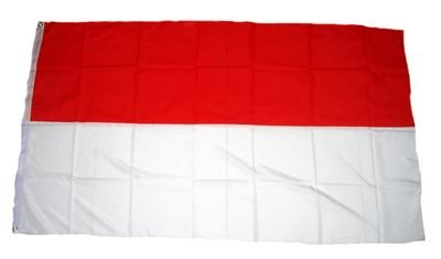 Fahne / Flagge Monaco NEU 150 x 250 cm Flaggen