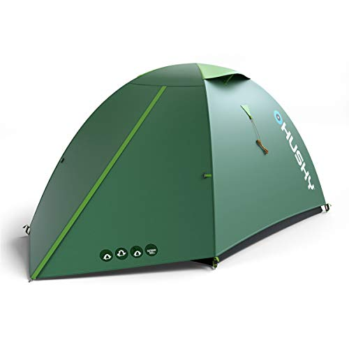 Husky, Tent OUTDOOR BIZAM 2 PLUS, Green