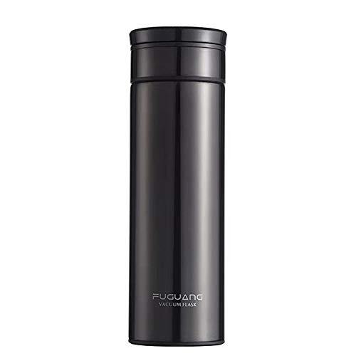 FULANTE Intelligent thermos beker, water cup vacuüm roestvrij staal vacuüm kolf 520ml, vacuüm langdurige isolatie beker mode eenvoudige beker