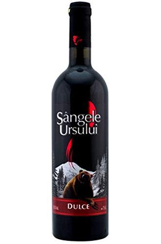 Crama Ceptura | Sangele Ursului – Rotwein süß aus Rumänien 0.75 L