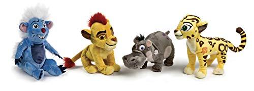 Walt Disney Lion Guard - Peluche 18 Cm (Assortimento)