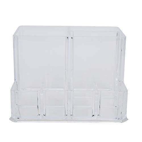 Organizador de maquillaje, caja de almacenamiento a prueba de polvo, resistente y...