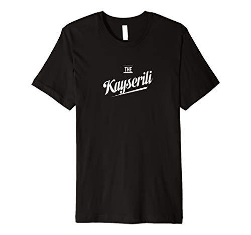 Kayseri 38 Kayserili T-Shirt Türkei Türkiye Turkey