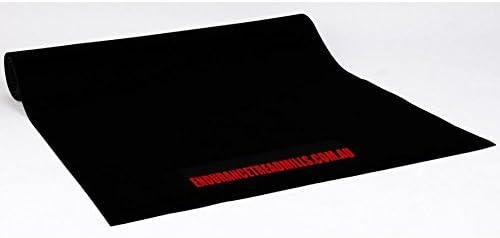 Endurance Treadmill Mat Gym Equipment and Fitness Equipment Mat + Bonus Silicone Lube