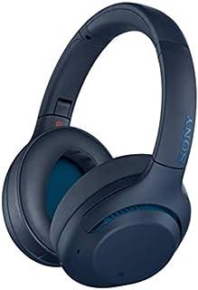 سونى WH-XB900N (فوق الأذن ، بلوتوث ، إلغاء الضوضاء ، أزرق