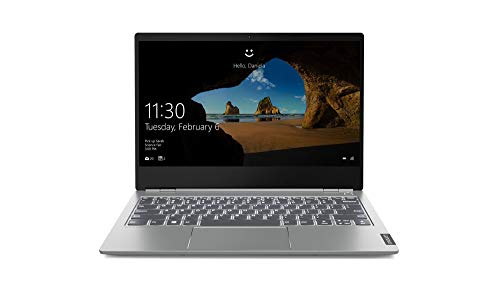 "Lenovo ThinkBook 13s-IWL - Ordenador portátil 13,3"" FullHD (Intel Core i5-8265U, 8GB RAM, 256GB SSD, Intel Graphics, Windows10 Pro) Gris - Teclado QWERTY español"