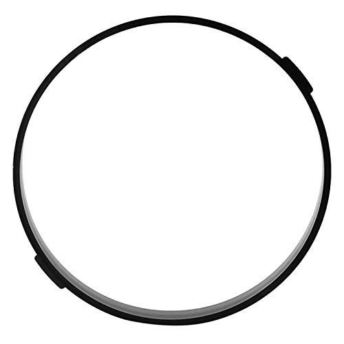Alvinlite Molde de plástico para Piso de Bricolaje para Molde de Piedra de acera Redonda, baldosa de Cemento, Molde de ladrillo de Color (Mold-43)