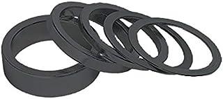 GIZA PRODUCTS(ギザプロダクツ) アルミ スペーサー HDW02400 ブラック