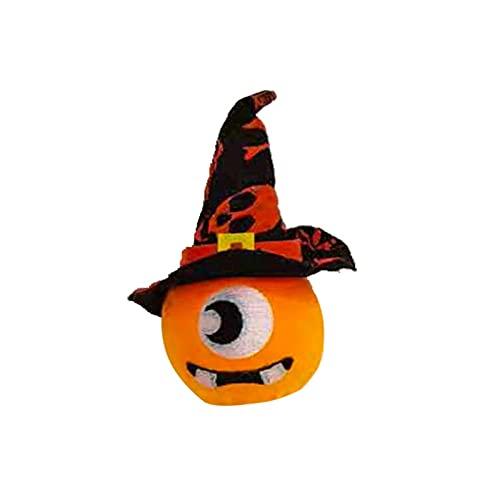 JeffMVP Decoración de Halloween Despejamiento Halloween Calabaza Fantasma Bola Ventana Decoración Vintage Amiedoso Ornamento para interior exterior Decoración del hogar