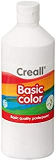 Creall Havo30081 500 Ml 21 White Havo Basic Color Poster Paint Bottle