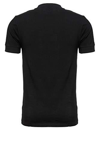Drykorn Herren T-Shirt Anton Schwarz M
