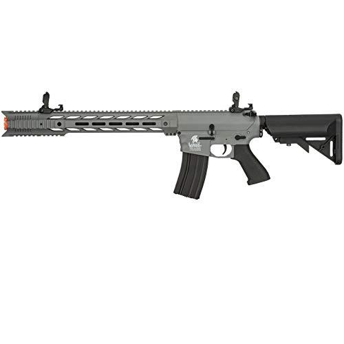 Lancer Tactical M4 SPR Interceptor LT-25 GEN 2 Airsoft AEG Rifle Gray