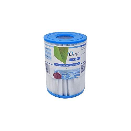 Darlly Lot de 2 Filtres Compatibles Spa Intex Pure Spa Intex S1 qualité supérieure