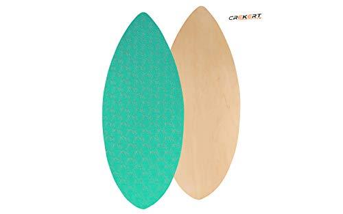 Bodyboard,Skimboard Tablero de Surf de Madera Sandboard para Adultos y niños Entrenamiento y demostración Playa y Surf Superficial 41