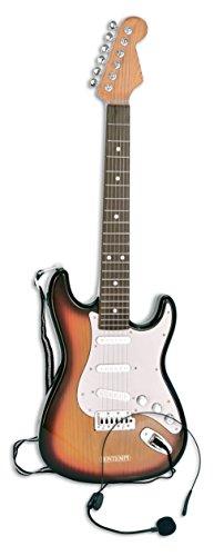 Bontempi 24 1310 1310-Elektronische Gitarre Rock, Mehrfarben