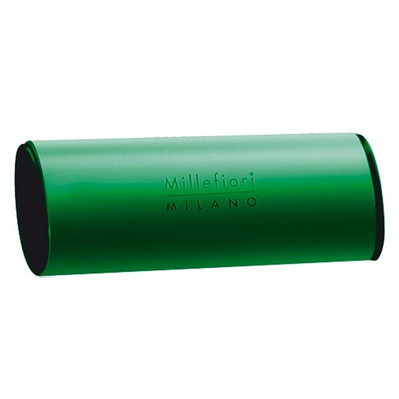 エンジニアリング平手打ち構造Millefiori カーエアーフレッシュナー グリーン ホワイトムスク CDIF-A-005