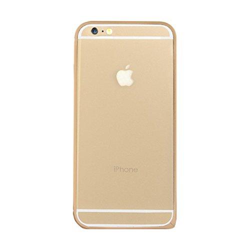 Big Ben BC299752 Metal Carcasa de Aluminio para Apple iPhone 6 - Dorado
