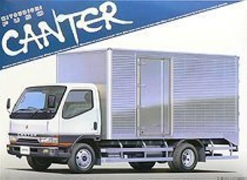 producto de calidad Aoshima Bunka Bunka Bunka Kyozai encargo 1 32 2t seguimiento No.02 Mitsubishi Fuso Canter camioen frigorifico  precios mas bajos