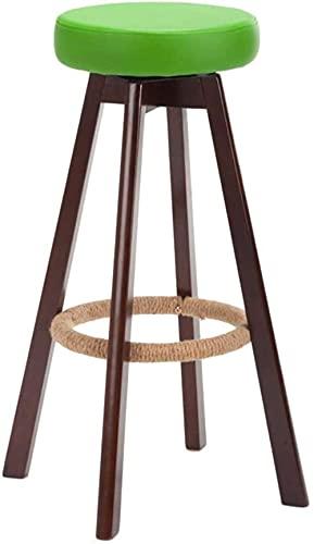 Silla Hogar Sponge Pad Pad Rotatable Multiuso de Ocio Silla de la Barra Conjunto de Comedor Silla FD/B / 32 × 65, Tamaño Nombre: 32 × 65, Color Nombre: C (Color: B, Tamaño: 32 × 74)