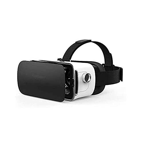 ELXSZJ XTZJ Auriculares VR, Auriculares de Realidad Virtual, Gafas VR 3D para películas, Video, Juegos - VR Gafas para iPhone, Android y Otros teléfonos Dentro de 4.7-6.2 Pulgadas