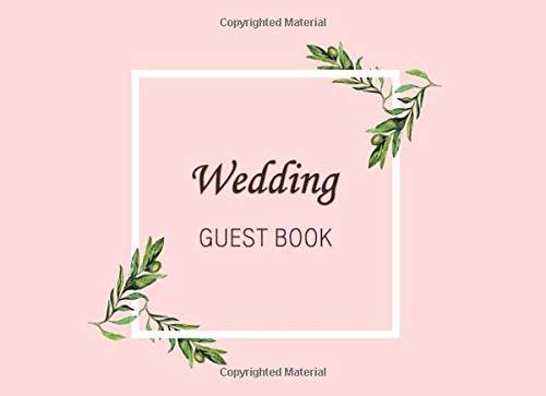 Wedding Guest Book: Vintage Design For Wedding Decoration