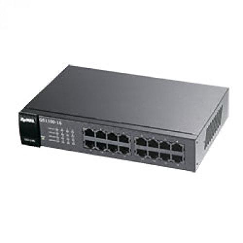 ZyXEL GS1100-16 SWITCH 10-1000 16x TP/RJ45 nicht managebar