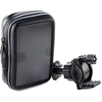 Navitech Cycle / Bike / Bicycle Waterproof holder mount and case Compatible With The Apple iPod nano (8 GB, 16GB) 1st, 2nd, 3rd, 4th, 5th generations, Apple iPod Touch 2nd gen, Apple iPod 3rd gen & 4th gen (8GB, 16GB, 32GB, 64GB), Apple iPhone 2G, iPhone 3G