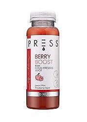 PRESS Strawberry Zest Cold-PRESSed Juice, 250ml