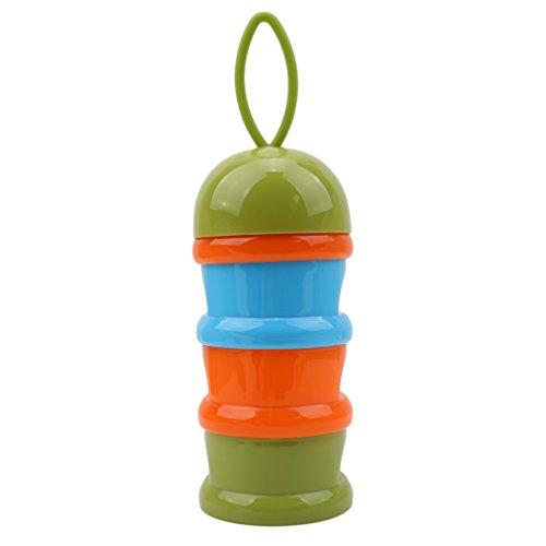 Meliya Portable Boite /à Lait en Poudre Distributeur de Lait en Poudre