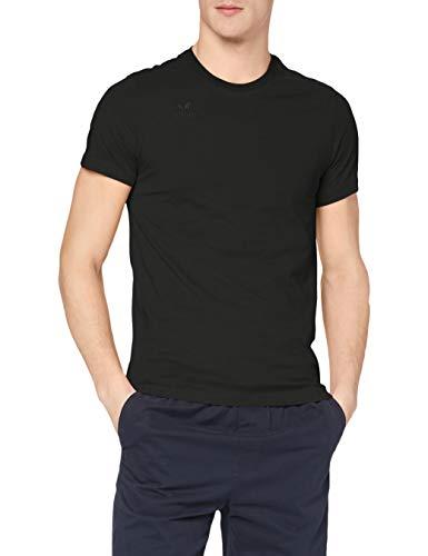 erima Herren T-Shirt Teamsport, schwarz, S, 208330