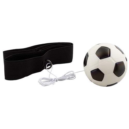 Calma Dragon Football Kick Trainer MKHPB08, Balón de Futbol para Entrenamiento, Incluye una Pelota de Futbol y un Cinturón con Elastico, Practica Deporte en Casa o al Aire Libre