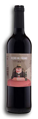 Vino Tinto - Leyenda del Páramo - Pedro Del Páramo - Caja De 1 botella De 0,75 Litros - Envio en caja protectora de alta resistencia para un transporte 100% seguro