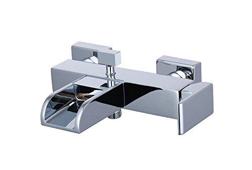 Eisl NI023WCR-E Grifo de llenado de bañera y ducha Waterway