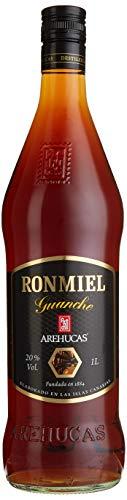 Arehucas Ron Miel Guanche (1 x 1 l)