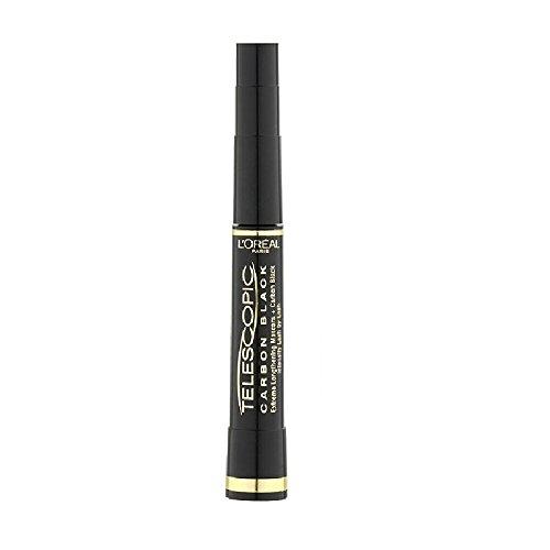 L'Oréal Paris, Mascara allungante 'Telescopic', Nero (Carbone Noir)