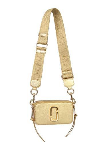 Marc Jacobs luxe mode dames M0015323710 goud schoudertas | lentezomer 20