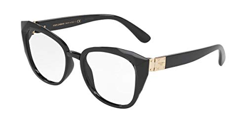 Ray-Ban 0DG5041 Montature, Nero (Black), 51 Donna