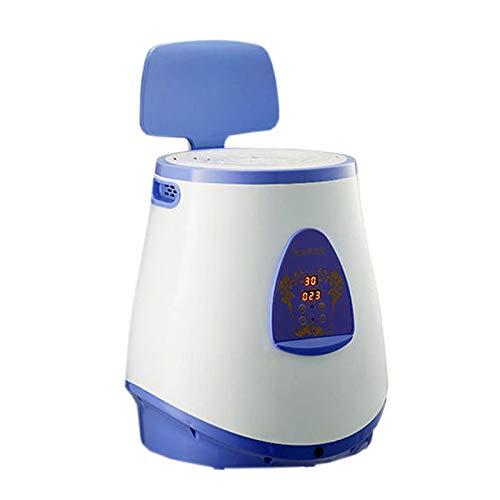 Intelligent Steam Seat, Portable Smokeless Fumigation Instrument, Steam Seat Herbal Evaporator, Sitting Fumigation Instrument for Women's Healthy Hip Ray