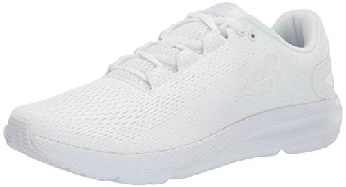 Under Armour Herren Charged Pursuit 2 Laufschuh, Weiá (Weiß (101)/Weiß), 39.5 EU