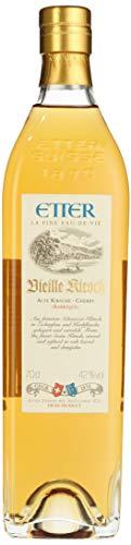 Etter Vieille Pomme Royale Apfel Edel-Brand Barrique Schweiz (1 x 0.7 l)