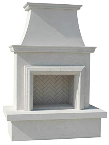 Best Price American Fyre Designs Contractor's Model with Moulding Fireplace (Vented)