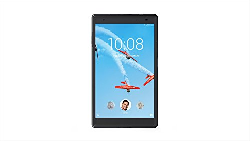 Lenovo Tab 4 Plus, 8' Android Tablet, 64-bit Octa-Core Snapdragon, 2.0GHz, 16 GB Storage, Black, ZA2H0000US Verizon Locked (Renewed)