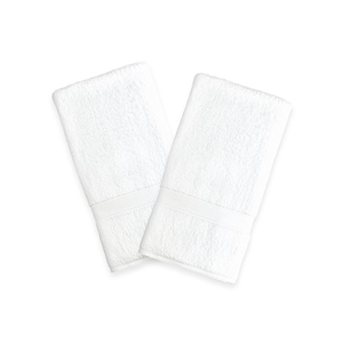 Linum Home Textiles Terry Essuie-Mains, Blanc