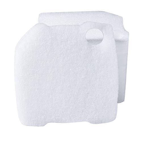 LTWHOME Compatible Excellent Filtre Tapis Convient pour Eheim Pro 4 250, 250T, 350, 350T, 600 and Pro 4e 350(Paquet de 6)