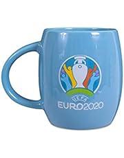 Euro 2020 Uniseks, turquoise, eenheidsmaat