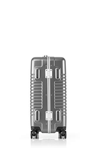 SAMSONITE(サムソナイト)インターセクト『スピナー55シルバー』