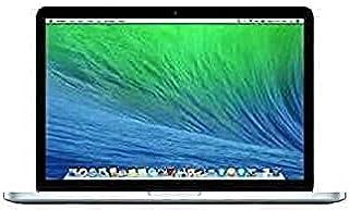"""Apple MacBook Pro 15.4"""" (i7-4870hq 2.5ghz 16gb 512gb SSD) QWERTY U.S Teclado MGXA2LL/A Mitad 2014 Plata (Reacondicionado)"""