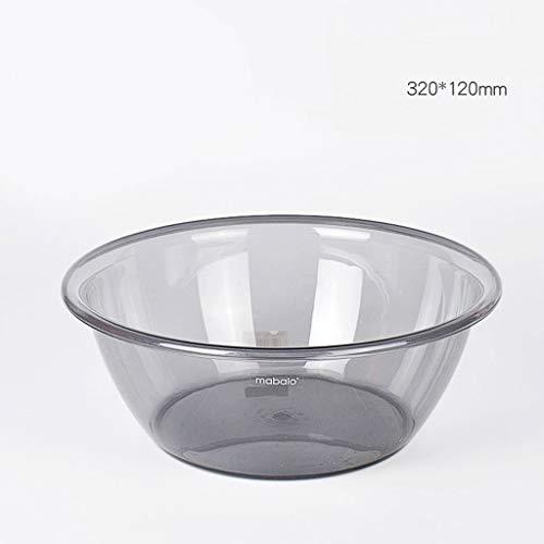 Talent Lavabos de plástico para el hogar,lavabos de Belleza,fregaderos de Verduras,lavabos de Lavado de pies Grandes y pequeños