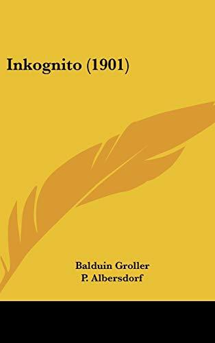 Inkognito (1901)