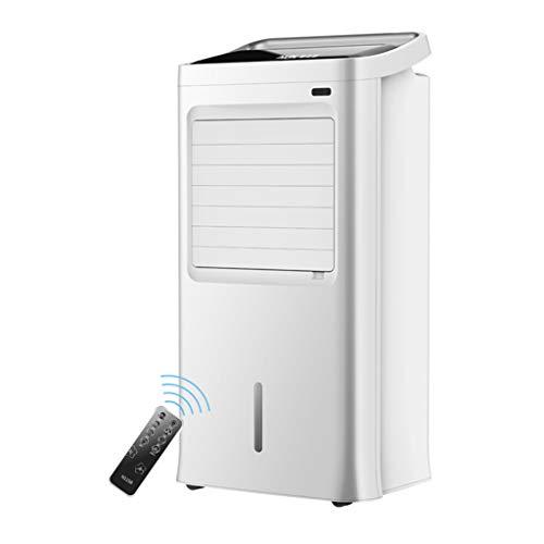 AHAI YU Klimaanlage Ventilator Einzel Lüfter 9L Wassertank Oszillierende Negativ-Ionen-Reinigung Fernbedienung Klimaanlage